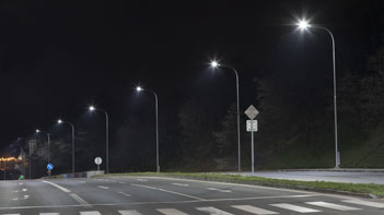 Report a Street Light Out